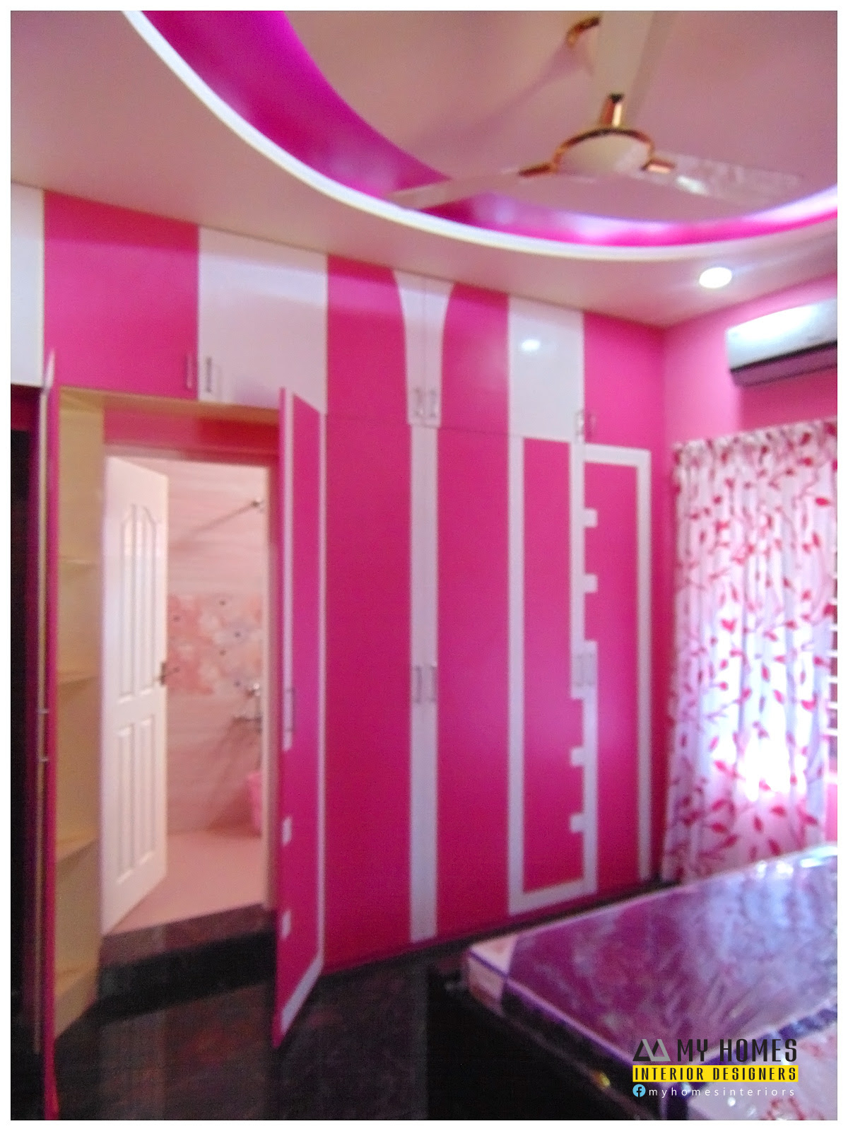 Kerala Home Interior Design Bedroom Interior Design Ideas