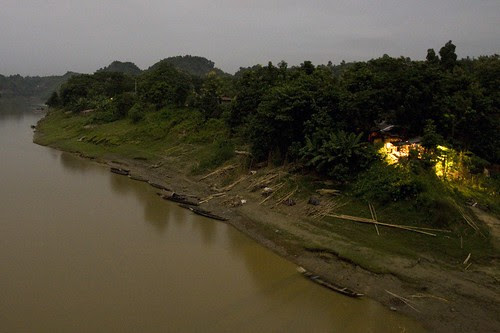 Bandarban by Moonlight