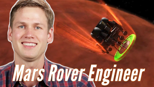 Watch: Multiplayer by BuzzFeed - Mars Rover Engineer Builds A Rocket To Mars In Kerbal Space Program • Pro Play