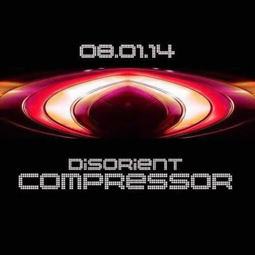 Disorient Pres Compressor Feat Niki McNally Live @ The Warsaw 8/1/14