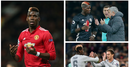 Manchester United player Paul Pogba has found his role