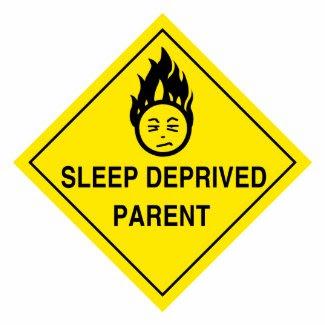 Sleep Deprived Parent Bag bag