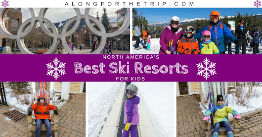 Hit the slopes at one of these great kid-friendly resorts this winter. Here's the best of the best.