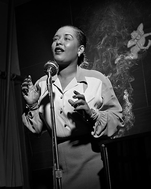Herman Leonard's Jazz Greats | PDN Photo of the Day