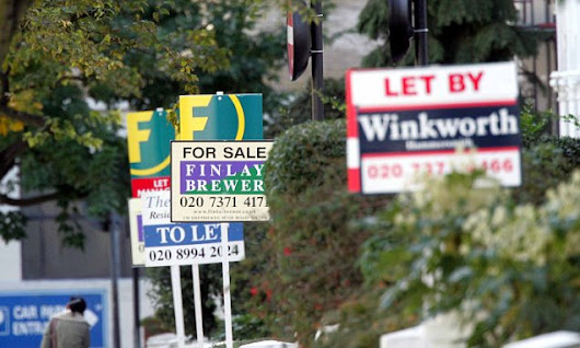 Buy-to-let is booming with rents raking landlords in £2.7bn a month