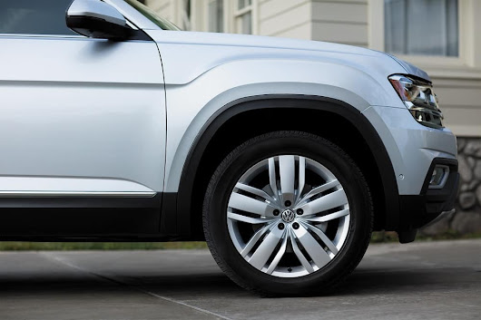 Volkswagen Atlas Trim Levels | Volkswagen Lee's Summit MO