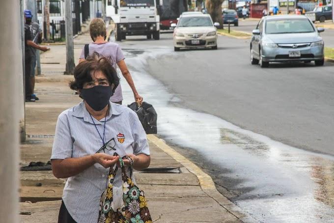 Se Reportan 300 nuevos contagios por Covid-19 y dos fallecidos