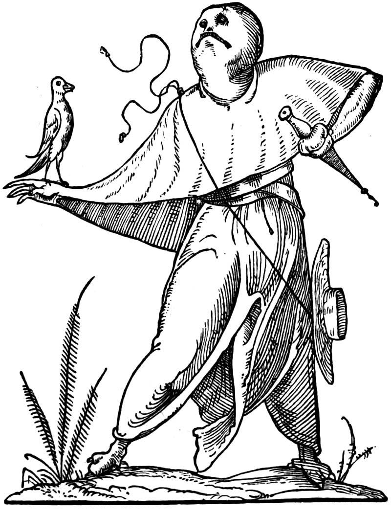 François Desprez - Les Songes drolatiques de Pantagruel - 17
