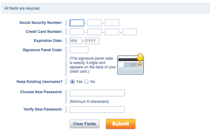 Credit One Credit Cards Login   Make a Payment