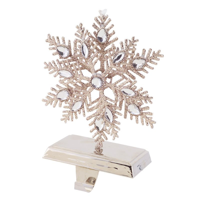 Snowflake Picture Frame Stocking Holder Picture Frame Ideas