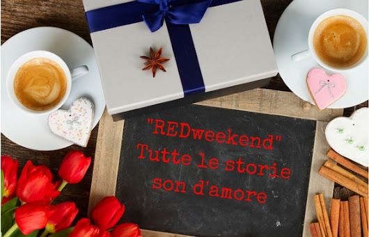 - 40% RED Weekend: Son tutte storie d'amore