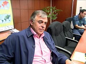 Paulo Roberto Costa  (GloboNews) (Foto: Reprodução GloboNews)