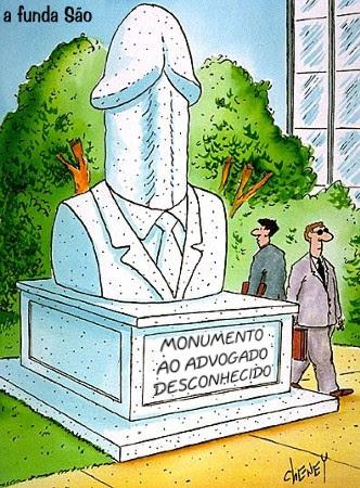 monumento ao advogado desconhecido