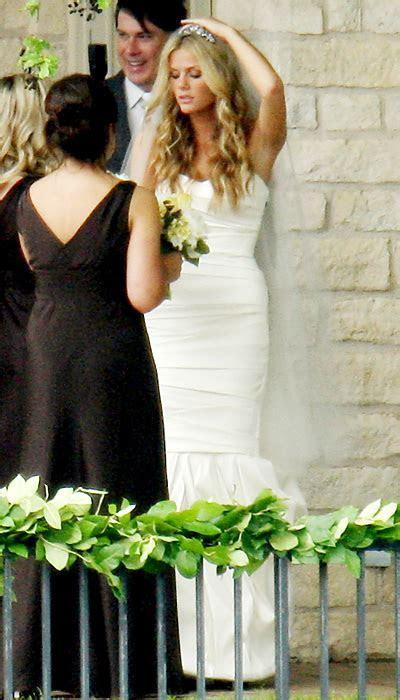 Celebrity Wedding Dresses We Love