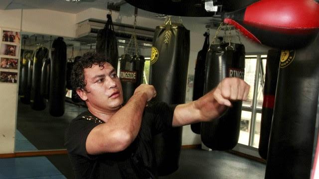 Acelino Popó Freitas, o Popó, pode voltar a lutar depois de passar quatro anos longe dos ringues