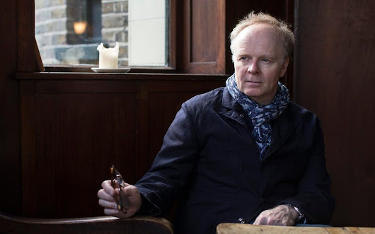 Jason Watkins: Grief is exhausting - but it gives my work purpose