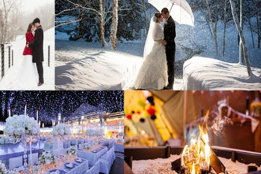 Winter Wedding Ideas 2015