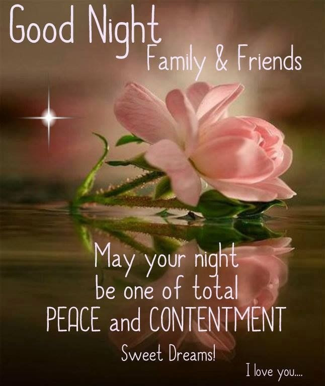 Good Night Blessings Quote Quote Number 566810 Picture Quotes