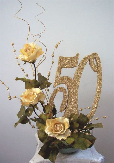 Decoration   50th Anniversary Party in 2019   50th wedding