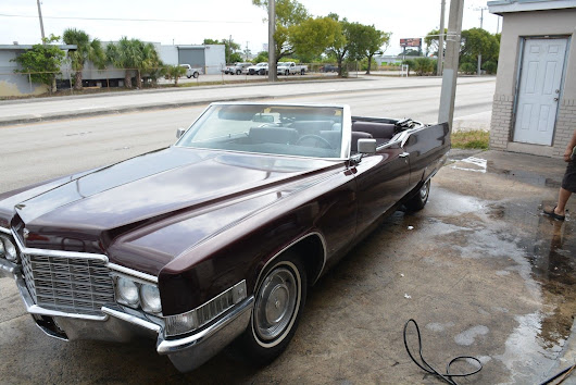 Beautiful 1969 Cadillac DeVille Convertible for sale