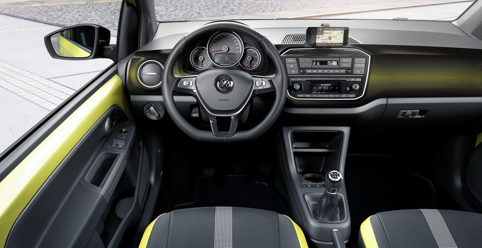 Hasil gambar untuk Volkswagen Up 2017