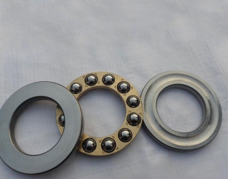 1 Piece Flat Thrust Ball Bearing 51420m 51420 Pressure
