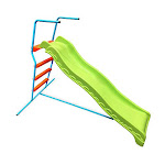 Pure Fun 6-foot Wavy Kids Slide Ages 3 To 7 Multi