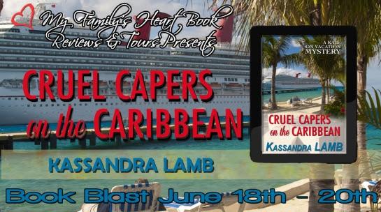 Cruel Capers - Tour Banner