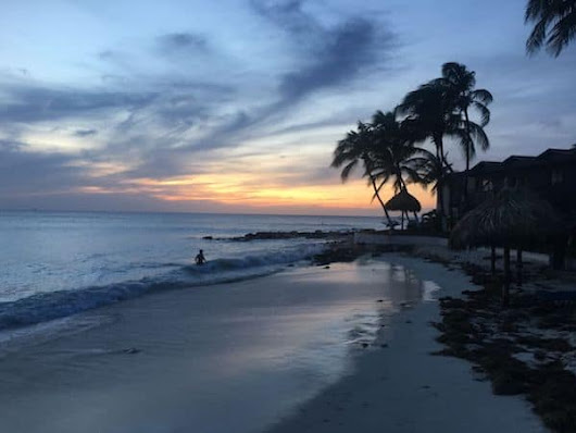 New in Aruba: A quiet evolution - More Time to Travel