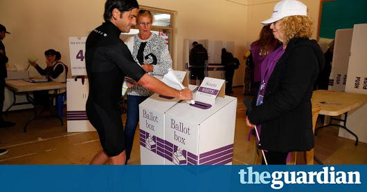 Let's put e-voting where it belongs: on the trash-heap of bad ideas | Dan Nolan | Opinion | The Guardian
