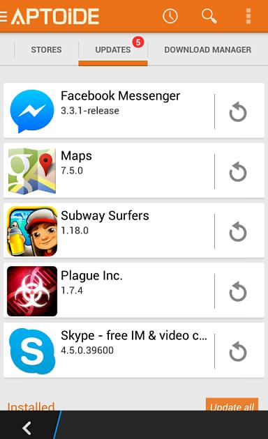 Download Aptoide Apk For Blackberry - Toast Nuances