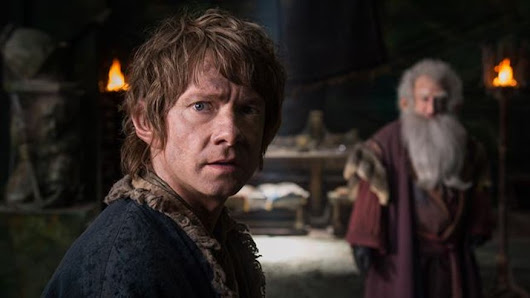 'The Hobbit: The Battle of the Five Armies' is a disappointing final film