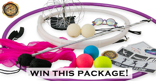 The Spinsterz Ultimate Flow Arts Package Giveaway