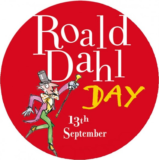 7 Splendiferous Roald Dahl Day Resources - The Newby Tribe