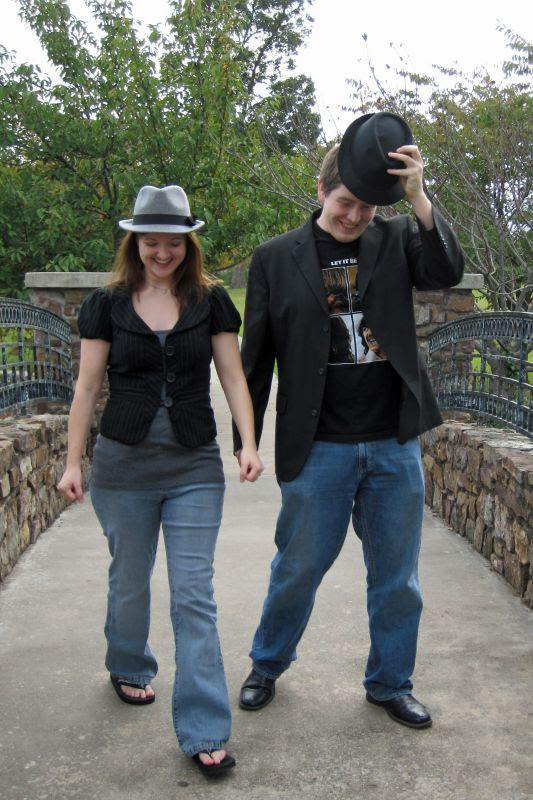 Gavin and Rachel 12