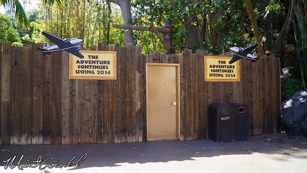 Disneyland Resort, Disneyland, Indian Jones Adventure, Refurbishment, Refurb