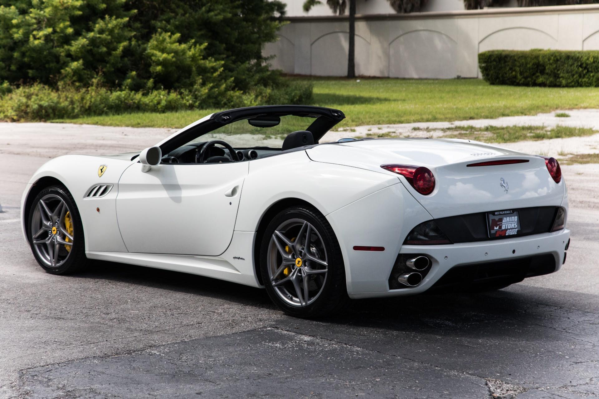Used 2013 Ferrari California For Sale ($94,900)   Marino ...