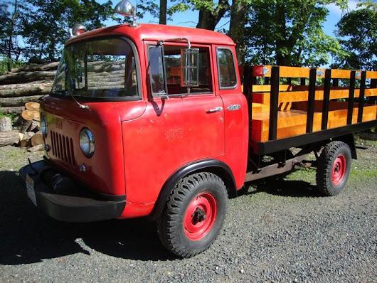 Willys Jeep FC - Google+
