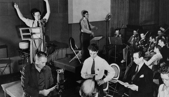 welles-actores-y-orquesta