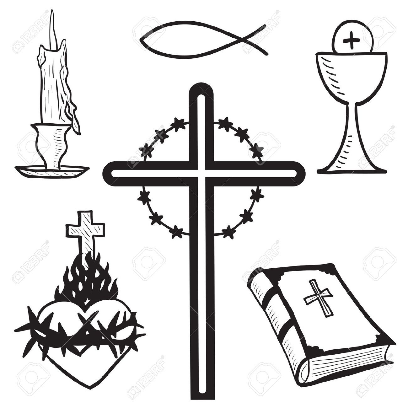 Easter Clipart Black And White Free Download Best Easter Clipart