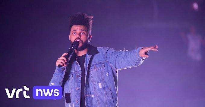 Canadese superster The Weeknd verplaatst wereldtournee, concerten in Sportpaleis geannuleerd