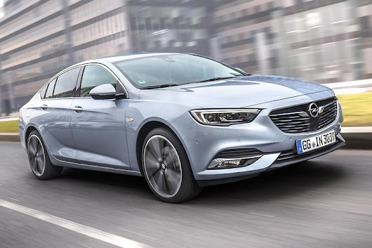 Opel Insignia Grand Sport 2017 Review -