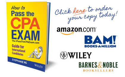 How to Pass The CPA Exam: What's In The Book?