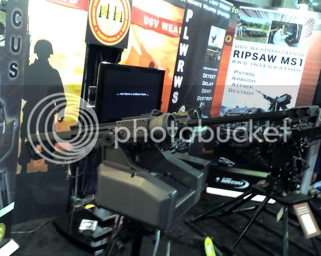 Remote controlled Barrett M107