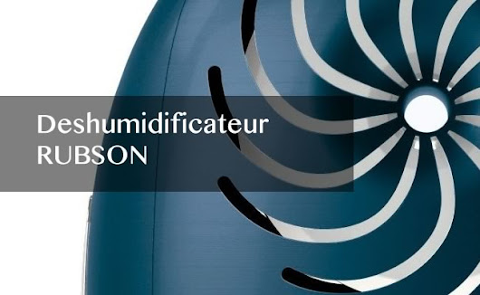 Déshumidificateur rubson