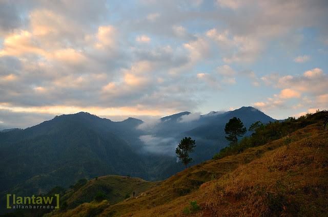 Bontoc Sunrise