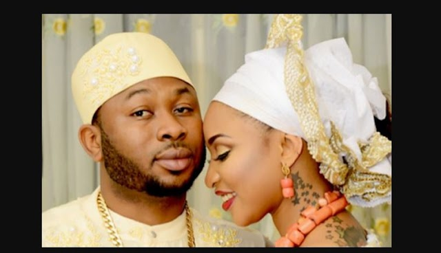 MAD OOO!!! Actress Rosy Meurer Allegedly Pregnant For Tonto Dike's Ex Husband, Churchill