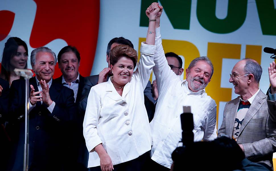 Campanha de Dilma Rousseff