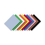 Pacon Corporation PAC103590 Construction Paper- 76 lb.- 9in.x12in.- 50-PK- Red