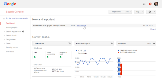 Search Console Is the Gateway to Google's SEO Data | Practical Ecommerce